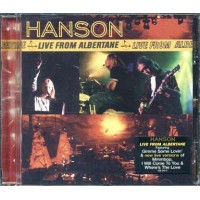 Hanson - Live From Albertane Cd