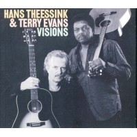 Hans Theessink & Terry Evans - Visions Digipack Cd
