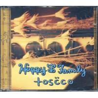 Happy Family - Toscco (Cuneiform) Cd