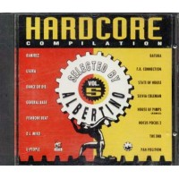 Hardcore Compilation 5 Selected By Albertino - Ramirez/Usura/Dj Miko/Datura Cd
