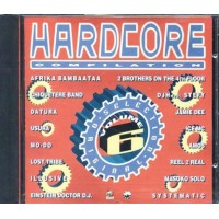 Hardcore Compilation 6 - Datura/Usura/Mo Do/Ensitein Doctor Dj/Ice Mc/Amos Cd