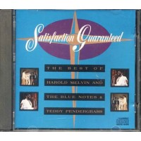 Harold Melvin & Teddy Pendergrass - Satisfaction Guaranteed/The Best Cd
