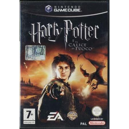 Harry Potter E Il Calice Di Fuoco Gamecube