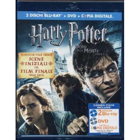 Harry Potter E I Doni Della Morte Parte I Limited Doppio Blu Ray & Dvd