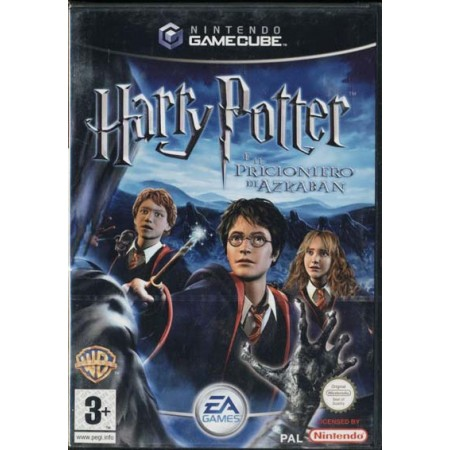 Harry Potter E Il Prigioniero Di Azkaban Gamecube