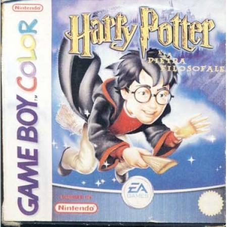 Harry Potter E La Pietra Filosofale Game Boy Advance