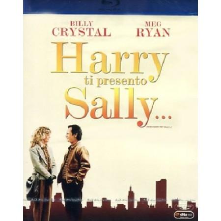 Harry Ti Presento Sally - Meg Ryan/Billy Crystal Blu Ray