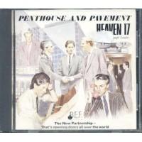 Heaven 17 - Penthouse And Pavement Japan Press Cd