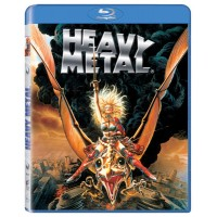 Heavy Metal Blu Ray