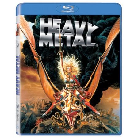 Heavy Metal Blu Ray