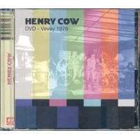 Henry Cow - Vevey 1976 Dvd (No Cd) Cd