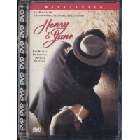 Henry & June - Uma Thurman Super Jewel Box Dvd