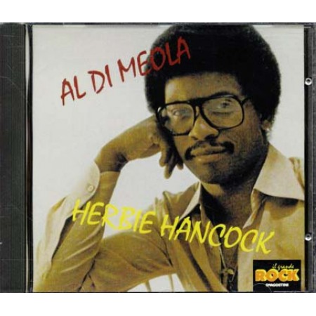 Al Di Meola/Herbie Hancock - Il Grande Rock Italy Press Cd