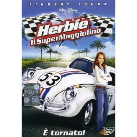 Herbie Il Supermaggiolino - Lindsay Lohan Dvd