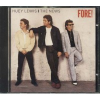 Huey Lewis And The News - Fore! Cd