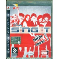 High School Musical 3 - Sing It Ps3