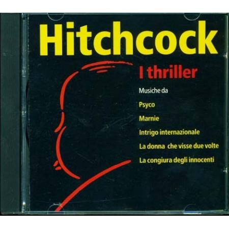 Alfred Hitchcock - I Thriller Decca (Bernard Hermann) Cd