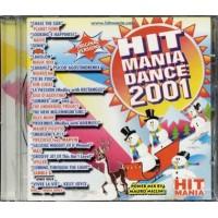 Hitmania Dance 2001 - Kim Lucas/Gigi D'Agostino/Negrocan/Picotto Cd