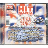 Hit Mania Club Dance - Bob Sinclair/Carolina Marquez/Crazy Frog Cd
