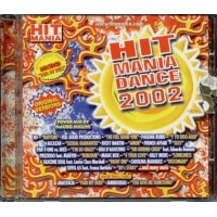 Hit Mania Dance 2002 - Par-T-One Vs Inxs/Gigi D'Agostino/Eiffel 65/Battiato cd