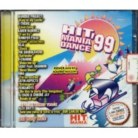 Hit Mania Dance '99 - Karen Ramirez/Soundlovers/X-Treme/Neja/Dj Dado Cd Cd