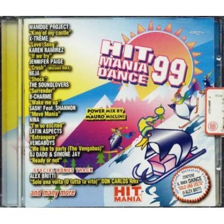 Hit Mania Dance '99 - Karen Ramirez/Soundlovers/X-Treme/Neja/Dj Dado Cd Cd