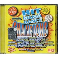 Hit Mania Dance Champions - Eiffel 65/Gigi D'Agostino Cd