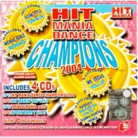 Hit Mania Dance 2004 - Outkast/Aventura/Europe/Wham Box 4X Cd