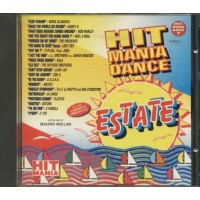 Hit Mania Dance Estate 1996 - Tipical/Usura/Datura/Dj Dado Cd