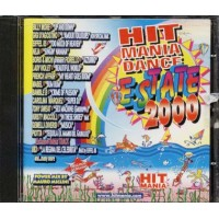 Hit Mania Dance Estate 2000 - Gigi D'Agostino/Eiffel 65/883/Lady Violet Cd