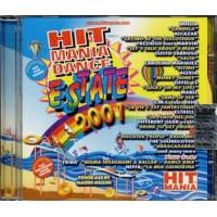 Hitmania Dance Estate 2001 - Noelia/Prezioso/Neffa/Triba'/Estrella Cd