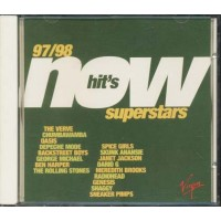 Hit'S Now Superstars 97/98 - Verve/Oasis/Depeche Mode/Radiohead Cd