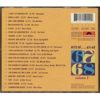 Hits Of 71 72 Volume 4 Cd
