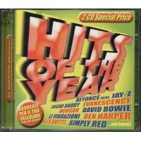 Hits Of The Year - Oasis/Anastacia/John Legend/Jamiroquai/Mina 2x Cd