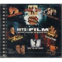 Hits On Film - Yann Tiersen/Subsonica/Tiromancino Cd