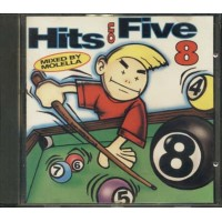 Hits On Five 8 - 883/Usura/Lucio Dalla/Amos/Paraje/Da Blitz/Ice Mc Cd