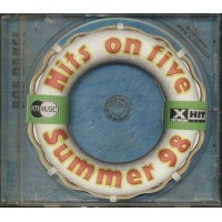 Hits On Five Summer 98 - Gigi D'Agostino/Datura/Intrallazzi/Paradisio Cd