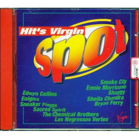 Hit'S Virgin Spot - Enigma/Morricone/Chemical Brothers/Sacred Spirit Cd