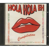 Hola Hola Eh - Jamie Dee/Alter Ego/Sabrina/2 Unlimited Cd
