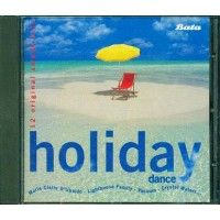 Holiday Dance - Mory Kante/Crystal Waters/Kool & The Gang Cd