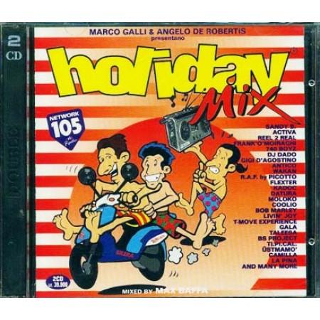 105 Holiday Mix - Datura/Gigi D'Agostino/Tipical/Picotto/Moloko Cd