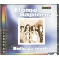 Homo Sapiens - Bella Da Morire Orizzonte Cd