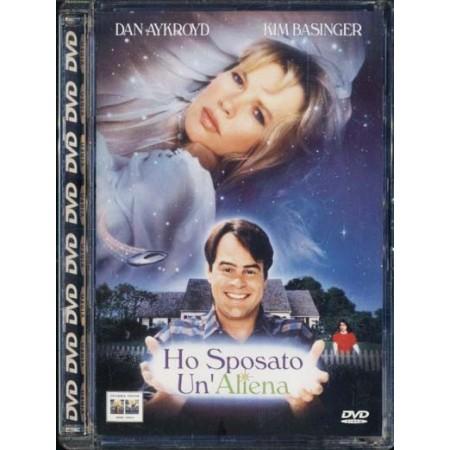 Ho Sposato Un' Aliena - Dan Aykroyd/Kim Basinger Super Jewel Box Dvd