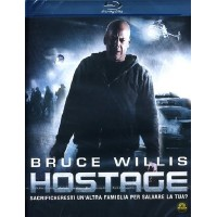 Hostage - Bruce Willis Blu Ray