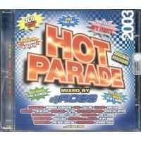 Hot Parade 2003 - Panjabi Mc/Bob Sinclair/Digital Rockers/Dj Ross Cd