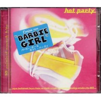 Hot Party - Aqua/N-Trance/Paradisio/Prodigy/883/Coolio/Elisa Cd
