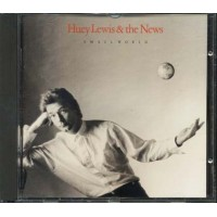 Huey Lewis And The News - Small World Cd