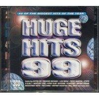 Huge Hits 99 - Eiffel 65/George Michael/Fatboy Silm/Britney Spears Cd