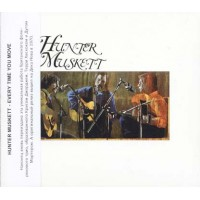 Hunter Muskett - Every Time You Move Russian Import Digipack Cd