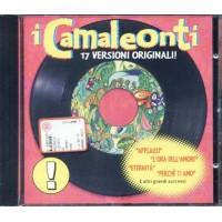 I Camaleonti - 17 Versioni Originali Cd